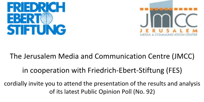 Results & analysis of JMCC's latest Public Opinion Poll (No.92)